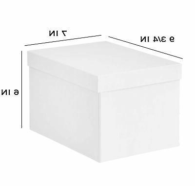 IKEA Storage Box with Lid/Office, Supplies,