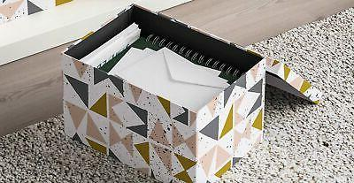 IKEA Foldable Storage Box Supplies,