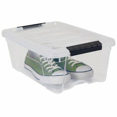 IRIS 12 Stack & Pull Box, 6 Pack