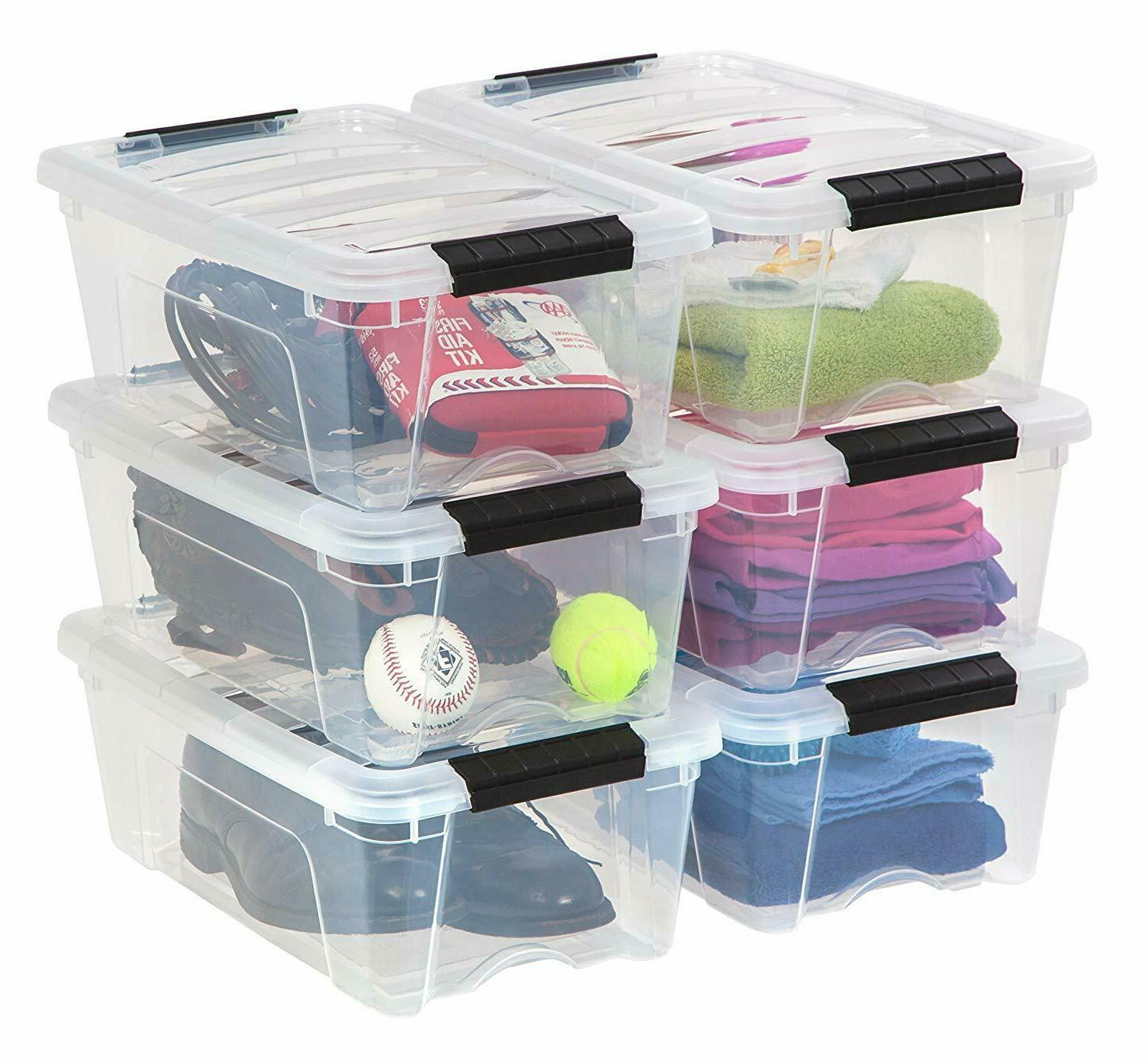 Plastic Clear Pull 6 Pack Lid