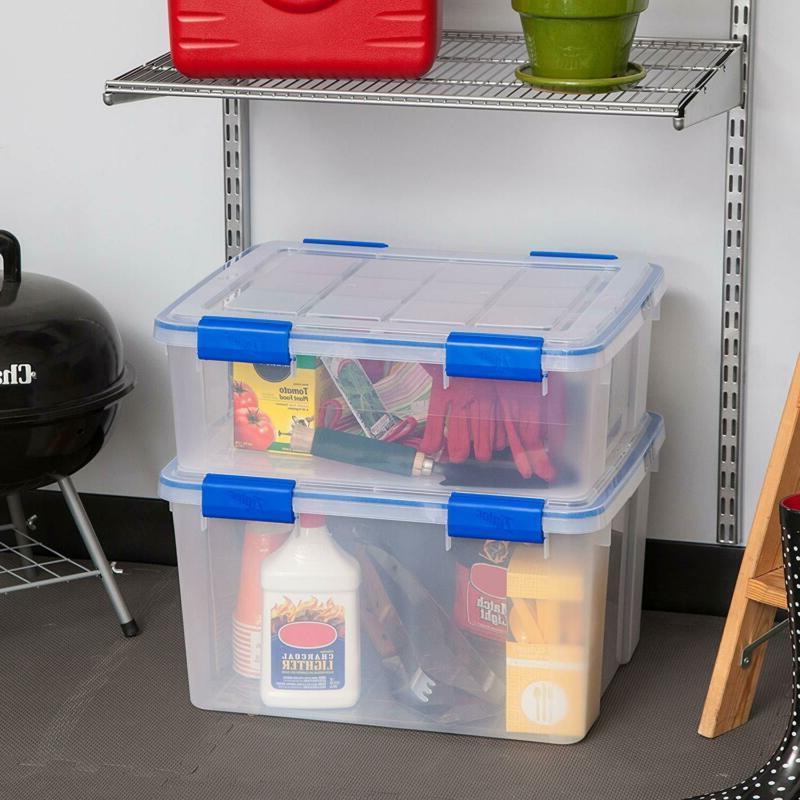 WeatherShield Storage Quart,