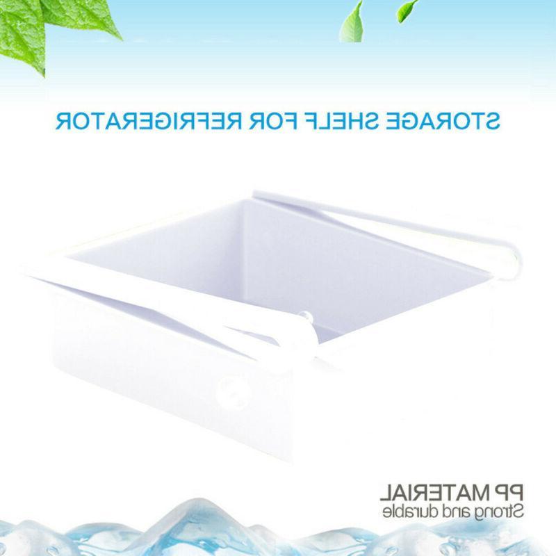 Mini Slide Freezer Storage Box Kitchen