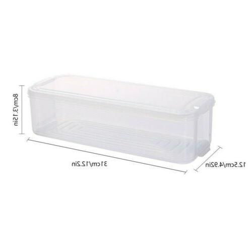 Storage Box Storage Sealed Home Organizer Container Refrigerator