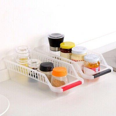 Kitchen Space Organizer Rack