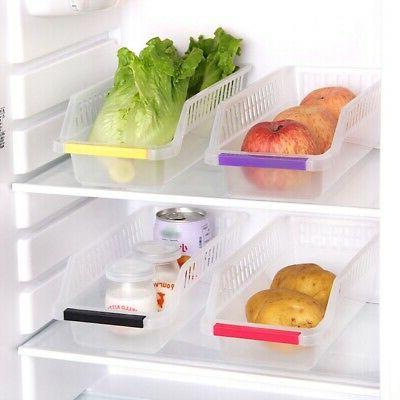 Kitchen Storage Space Saver Food Organizer Holder