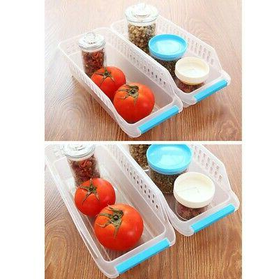 Kitchen Storage Box Space Saver Organizer