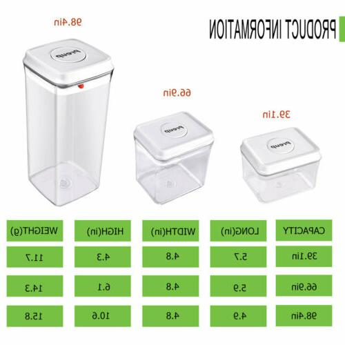 Kitchen Box Sealing Food Container