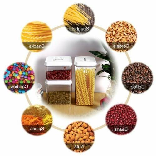 Kitchen Food Preservation Container Storage
