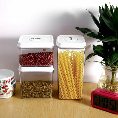 Kitchen Storage Box Food Fresh Container Storage