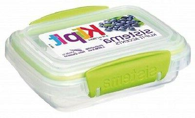 Stackable Box/Container with Lid Seal