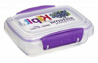 SISTEMA Klip 200ml Stackable Food Storage Seal