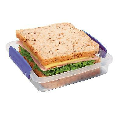 Sistema IT Lunch Box Container Clear &