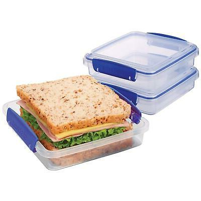 Sistema Lunch Container ml - Clear