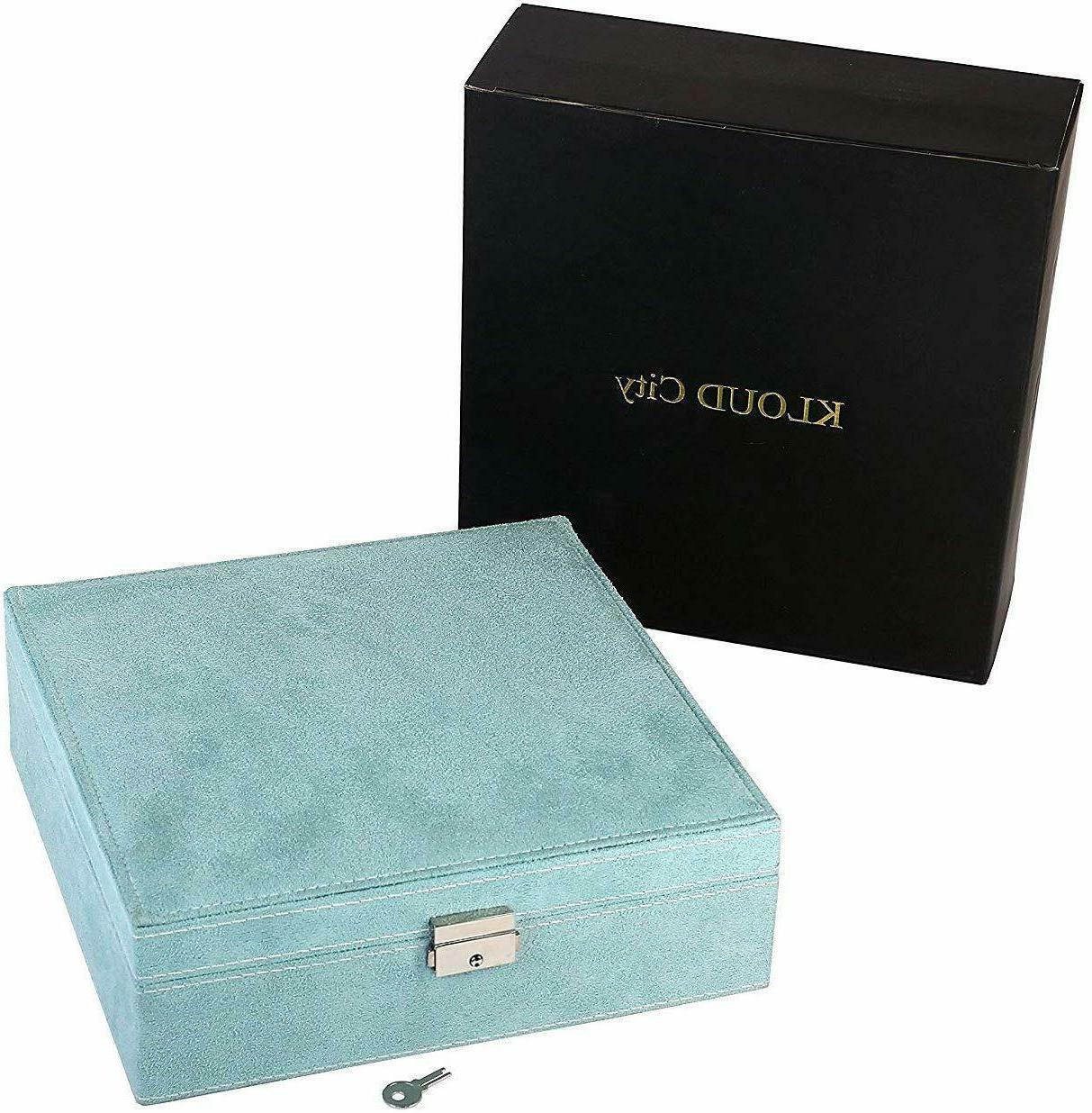KLOUD Jewelry Box Organizer Display Storage case
