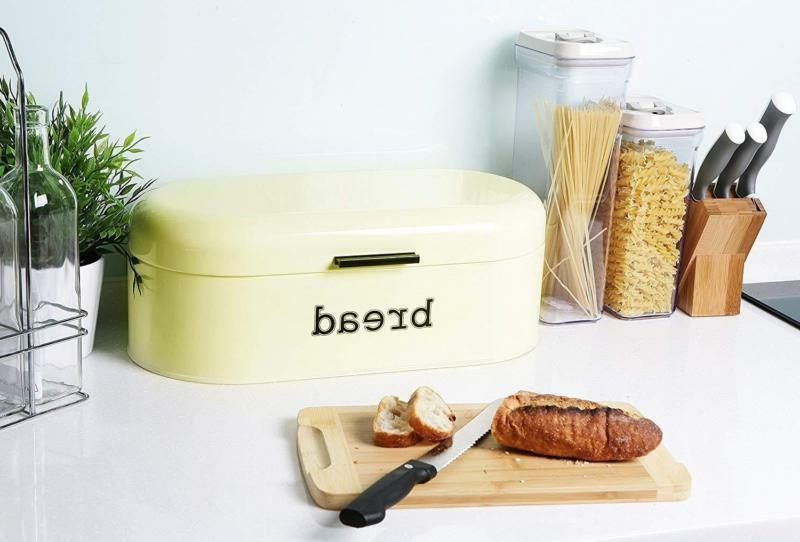 Juvale For Bread Bin With