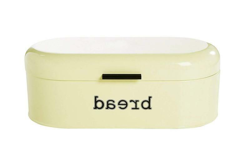 large bread box for kitchen counter bread