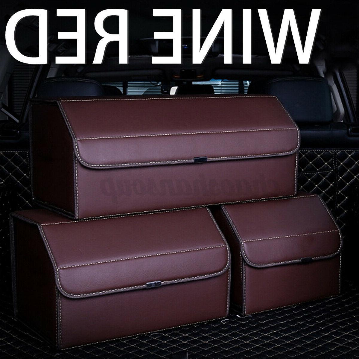 Large PU Car Storage Rear Racks