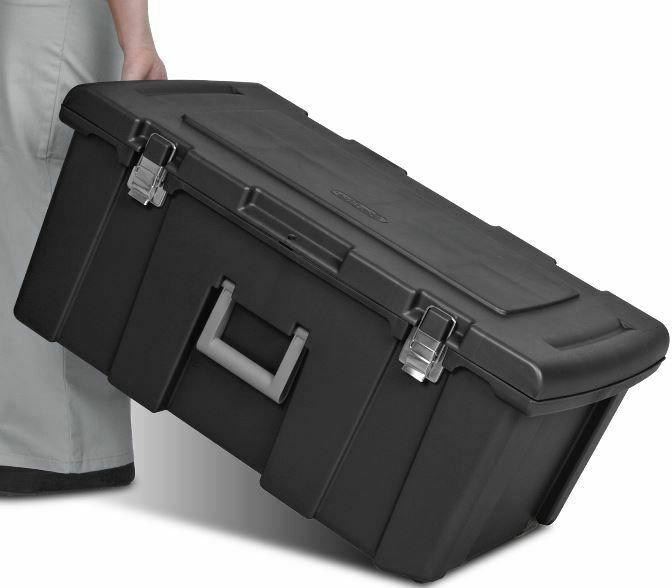 LARGE STORAGE Container Tote Bin 16 Gal