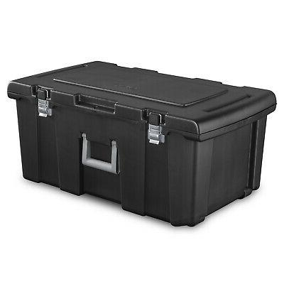 Footlocker Trunk Storage Box Garage Tool Horse Tack USA Airl