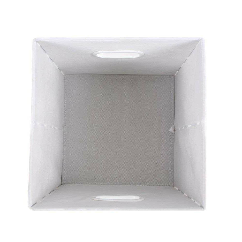 Large Clothing Collapsible Fabric Bins