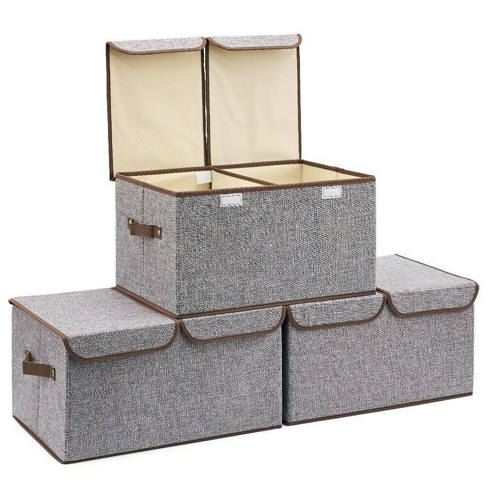 large storage boxes for dressing room kids