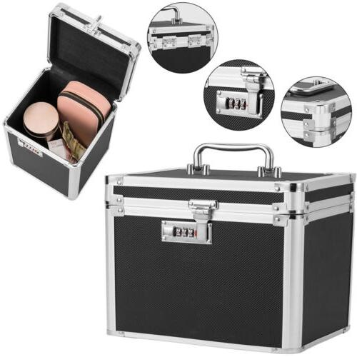 locking personal file tote security box document