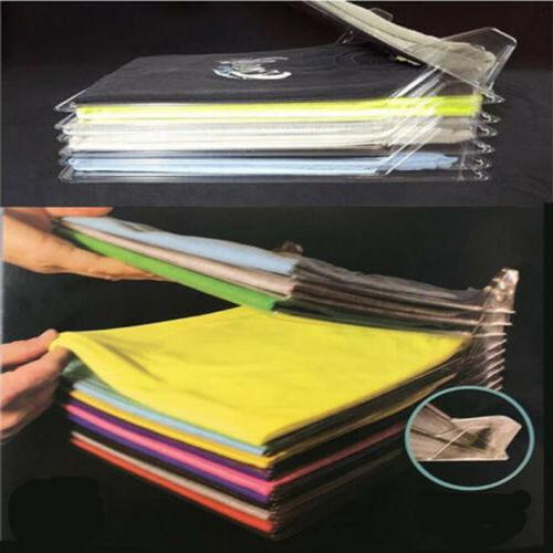 Lot Packs Clothes Organizer System Home