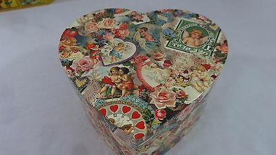 Lot of New Decorative Lidded Storage Gift Boxes: Box