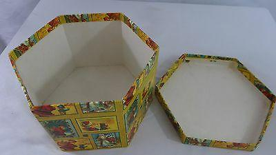 Lot of 3 Decorative Lidded Boxes: Heart, Box