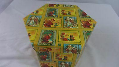 Decorative Storage Gift Boxes: Hexagon, Box