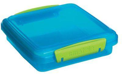 Sistema Lunch Sandwich Box Food Storage 15.2 Ounce
