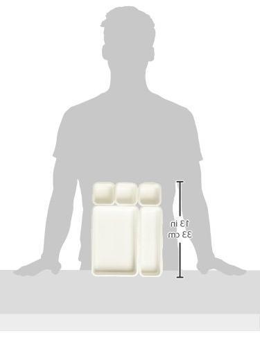 madesmart Bin - White     Customizable Multi-Purpose Durable