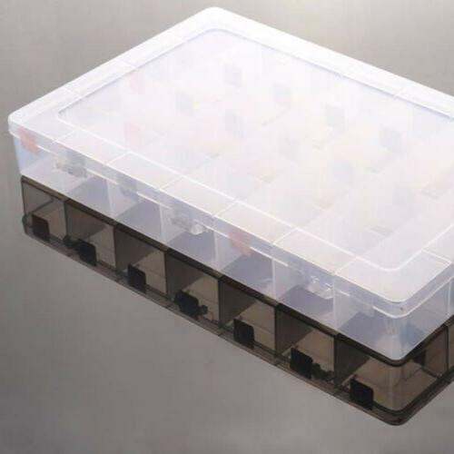 Magnetic Clear Storage Case