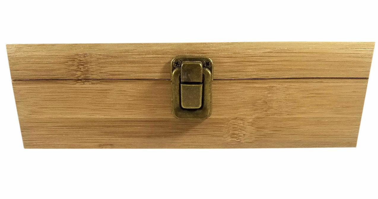 Medical Wood Stash Box Great Gift