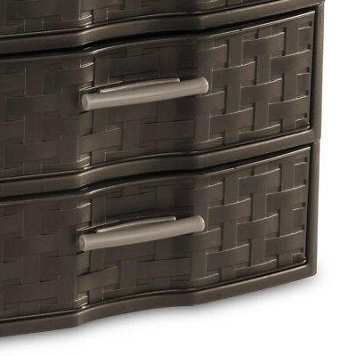 Sterilite Medium Office Supplies 3 Storage