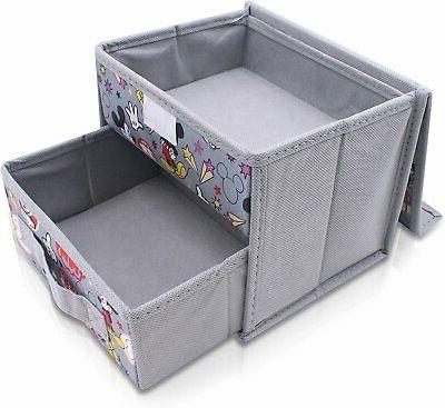 Finex Mouse Grey Organizer Box Collapsible