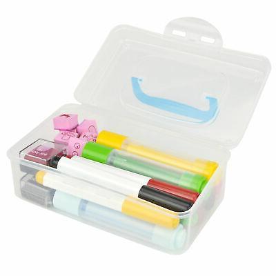 Mini Clear Plastic Travel Storage / Portable