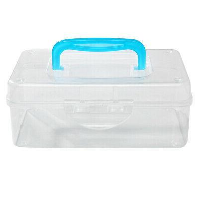 Mini Clear Storage Box / Portable