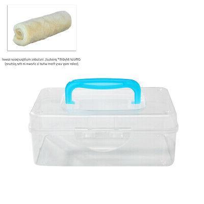 Mini Storage Box / Transparent