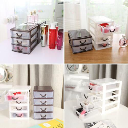 Mini Storage Tower Plastic Bin Box
