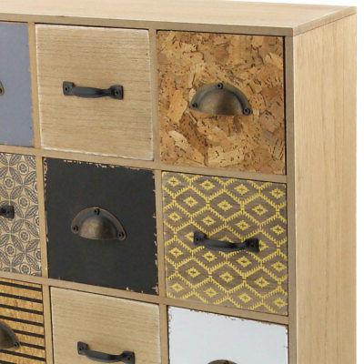Deco Reflections Square Jewelry Box