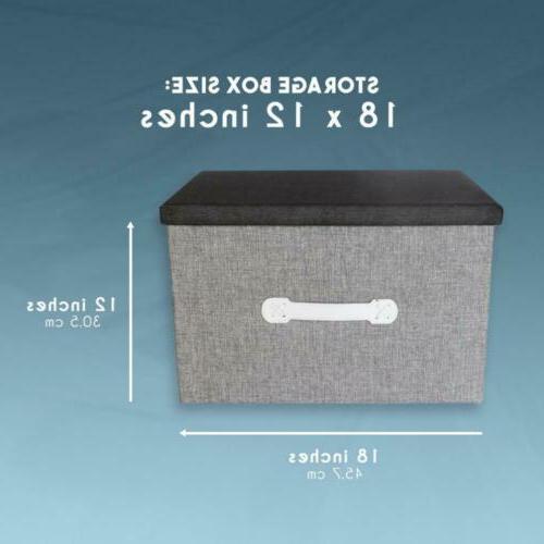 Box - Archival - Grey