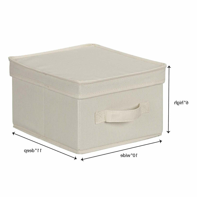 NEW Household Essentials Storage &Handle Canvas