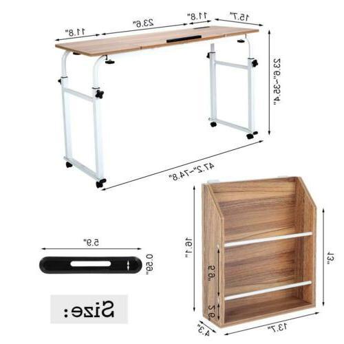 New Mobile Computer W/Storage Box