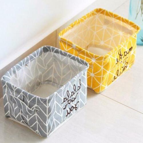 Home Desktop Box Basket Organization Office