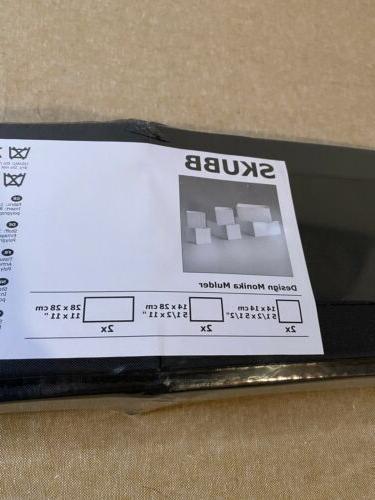 new sealed skubb storage box drawer organizer