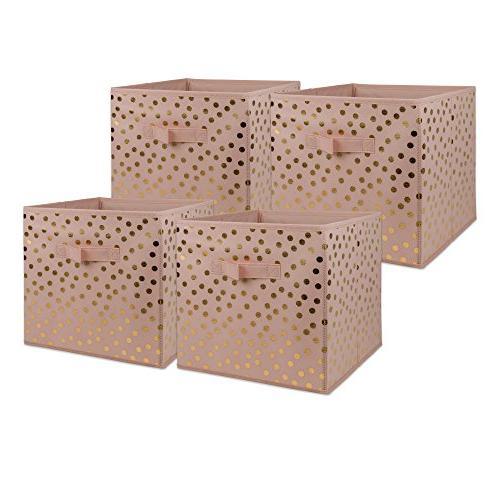non woven fabric storage bins