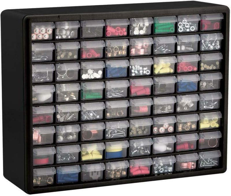 Nut And Bolt Storage Cabinet Drawer Box