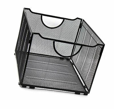 Organizer Mesh Box Foldable Crate,