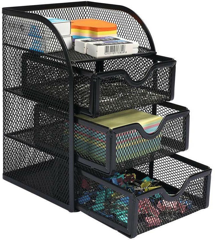 PAG Supplies Desk Storage Caddy Holder